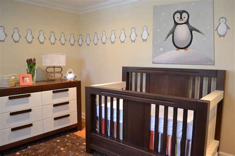 diy penguin nursery project nursery
