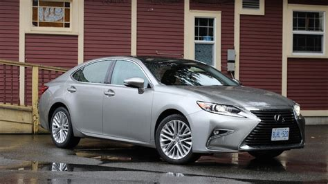 2016 lexus es 350 new face same qualities wheels ca