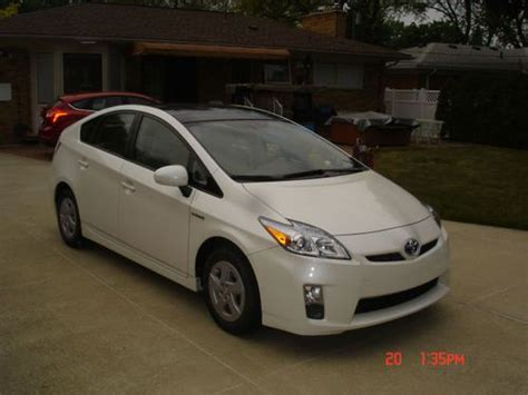 how to sell used cars 2010 toyota prius head up display sell used 2010 toyota prius v in va united states
