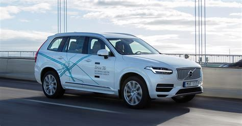 Volvo Drive by Volvo Cars Drive Me Program 100 Self Driving Cars In