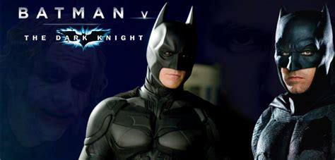 Ben Affleck How His Batman Differs From Christopher