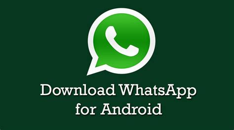 whatsapp messenger for android beta 2 18 312 for free