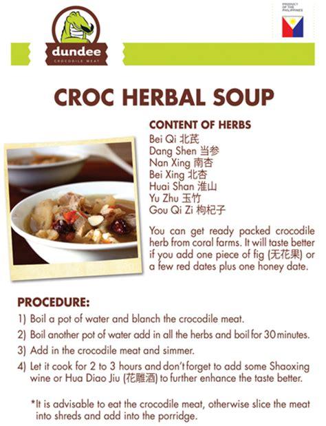 crocodile recipes coral agri venture farm