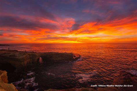 Where Enjoy The Perfect Sunset San Diego