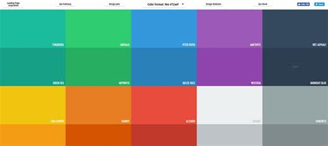 best colors for websites 12 best color scheme generator web apps for designers