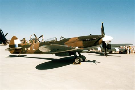 Supermarine Spitfire Mk.XIV specifications and photos