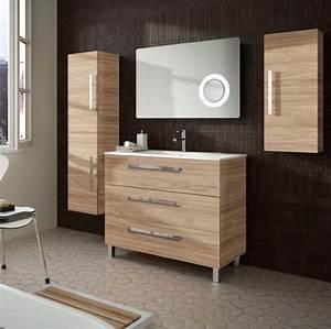 Meuble Tiroir Salle De Bain : meubles lave mains robinetteries meuble sdb meuble de salle de bain sur pieds 100 cm ~ Teatrodelosmanantiales.com Idées de Décoration