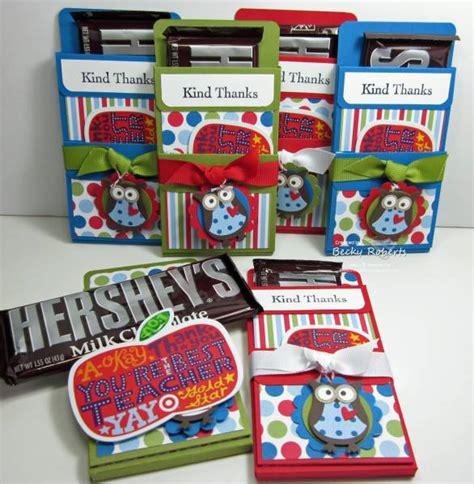 hershey bar gift holder super fun idea http www