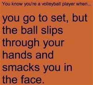 Quotes About Vo... Setter And Hitter Quotes