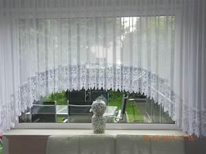 Gardinen Kräuselband Meterware : wundersch ne blumenfenster c bogenstore 25cm spitze voile gardine fertiggardine fertiggen ht ~ Markanthonyermac.com Haus und Dekorationen