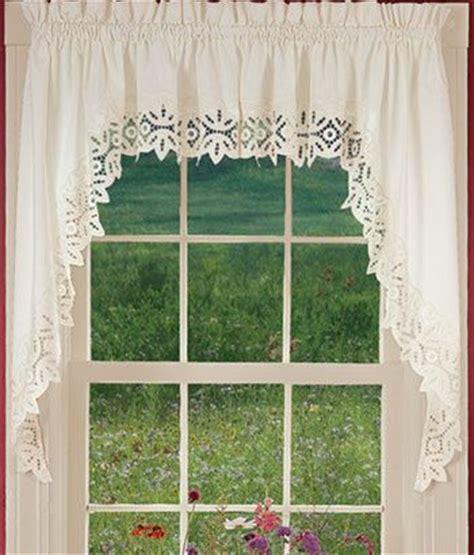 swag curtains ideas  pinterest curtains