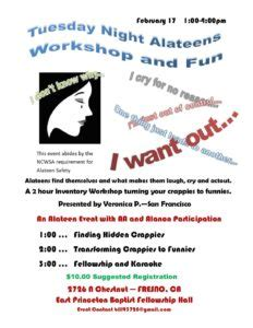 Office Depot Hours Visalia by 2018 02 17 Inventory Flyer Word Al Anon Family Groups Of