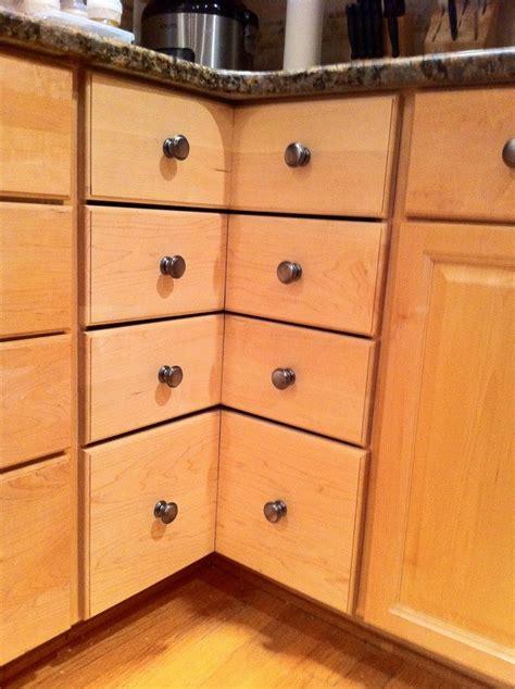 diy corner cabinet drawers home design garden