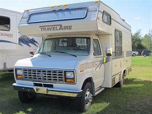 1986 Ford Class C Travelaire Motorhome