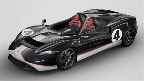 This McLaren Elva Celebrates Bruce McLaren's Iconic M1A ...
