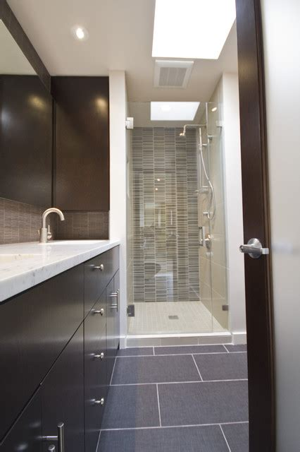 capitol hill condo bathroom remodel modern bathroom seattle  motionspace architecture