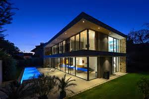 Modern Houses Photo by Tina Designs A Sleek And Stylish Contemporary Home