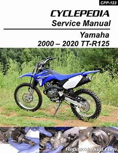 Yamaha Tt E  Le Motorcycle Service Manual Cyclepedia