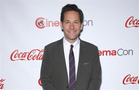 Paul Rudd was a 'fanboy' on the set of Captain America ...