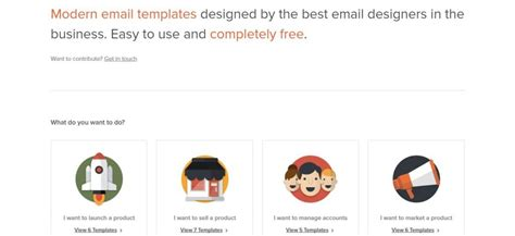 litmus templates weekly roundup 64 difficult customers store visits email templates