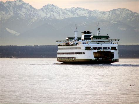 Ferry Boat Jobs Seattle by Seattle Wa Ferry Photo Picture Image Washington At