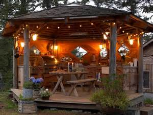 cooking islands for kitchens rustic outdoor kitchen gazebo rustic other metro by