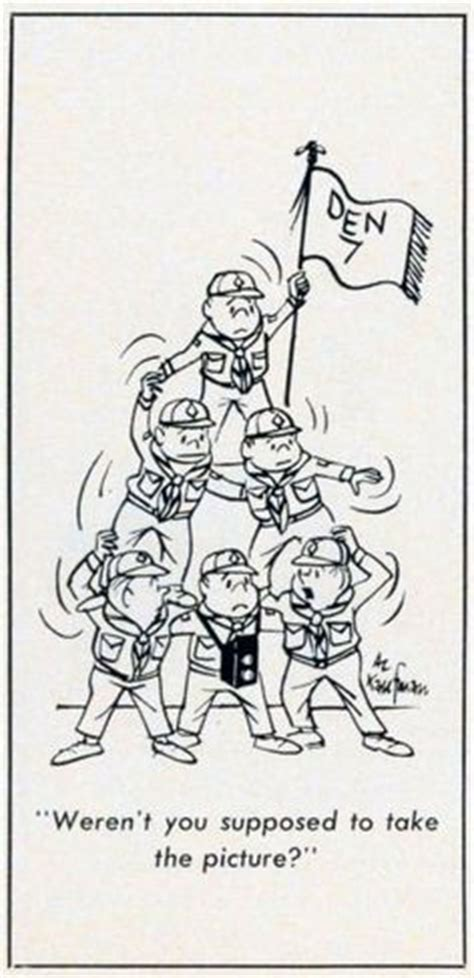 1000+ images about Scouting Cartoons on Pinterest ...