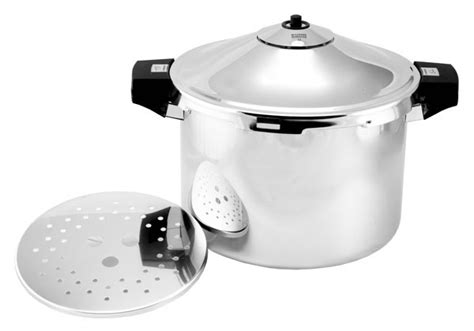 kuhn rikon duromatic family style stockpot pressure cooker  quart cutlery