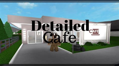 Tropical desire cafe v35 42919 update log updated merchandise room new thumbnails icons and game pass images. How To Make A Cafe In Roblox Bloxburg