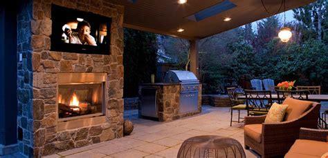 Montigo H38VO ST Outdoor Ventless See Through Fireplace
