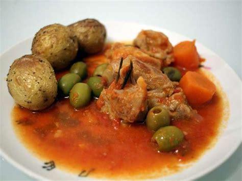 cuisine vite fait recettes de sauté de veau marengo