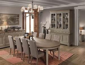 Vaisselier salle a manger for Meuble salle À manger avec chaise salle a manger chic