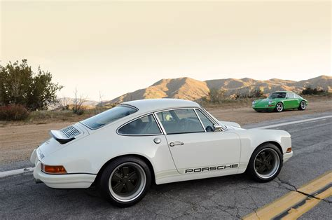 Porche Singer by Singer Design Porsche 911 Teams With Cosworth
