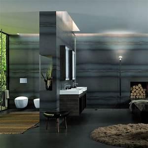 Mobilier Salle De Bain : mobilier de salle de bain citterio allia ~ Teatrodelosmanantiales.com Idées de Décoration