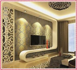 Living room wallpaper design patterns new
