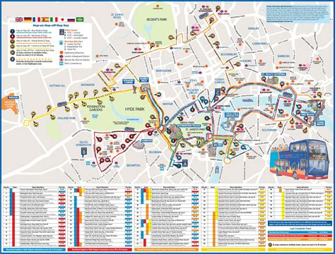 barcelona sightseeing map  barcelona city  map