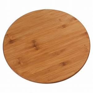 Holzplatte Rund 100 Cm : drehteller bambus durchmesser 40 cm bauhaus ~ Bigdaddyawards.com Haus und Dekorationen