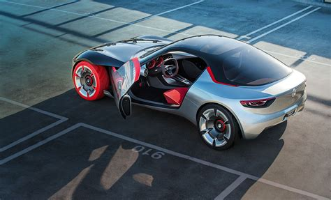New Opel Gt by An In Depth Look At The New Opel Gt Concept Car March