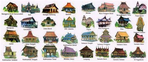 35 rumah adat indonesia gambar dan penjelasannya lengkap