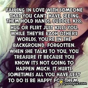 Information About Quotes About Being In Love With Someone You Cant