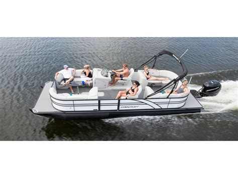 Pontoon Boat Seat Configurations by Starcraft Sls 3 Pontoon Boats New In Pewaukee Wi 53072