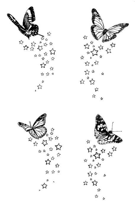tatouage papillon tattoocompris tatouage pinterest