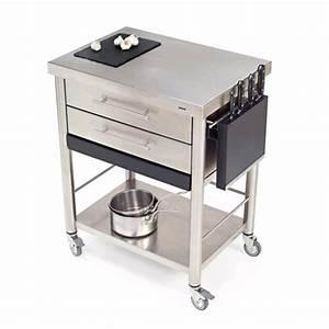 Carrello da cucina mod 687702 auxilium in acciaio for Carrelli da cucina in acciaio