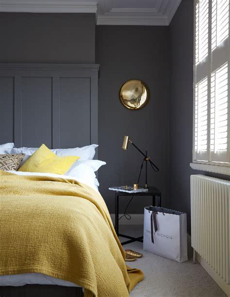 Bedroom Design Ideas Grey Walls by Black Bedroom Ideas Inspiration For Master Bedroom