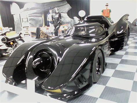 batman real car work and geek life collide featuring the batmobile