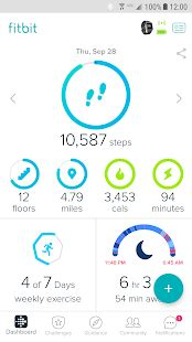 fitbit apps on play