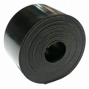 Heavy Conveyor Belt - Industrial Grade Black