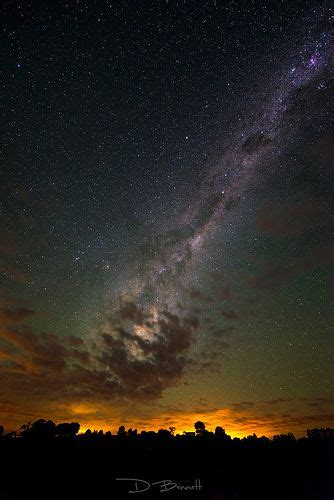 Evil Clouds Milkyway Astronomy Pictures