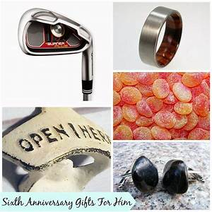 sweet stella39s sixth wedding anniversary gifts for him With sixth wedding anniversary gift ideas for him