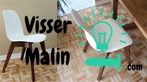 Comment Fabriquer Une Chaise Scandinave  Ep15 Youtube